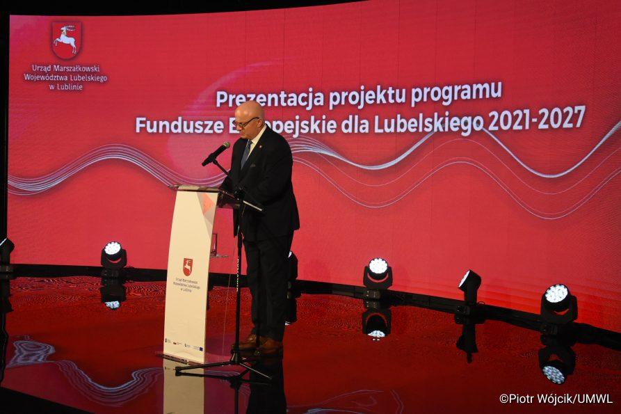 Rozpoczęły się konsultacje społeczne  programu Fundusze Europejskie dla Lubelskiego 2021-2027