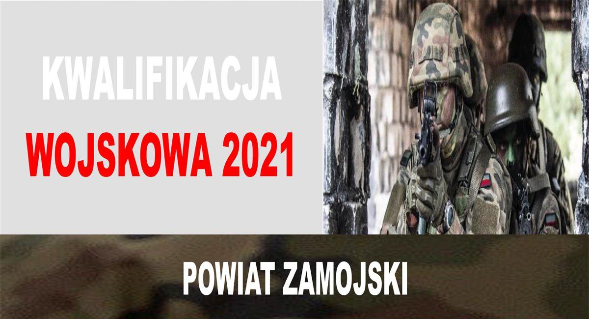 Kwalifikacja Wojskowa w Powiecie Zamojskim