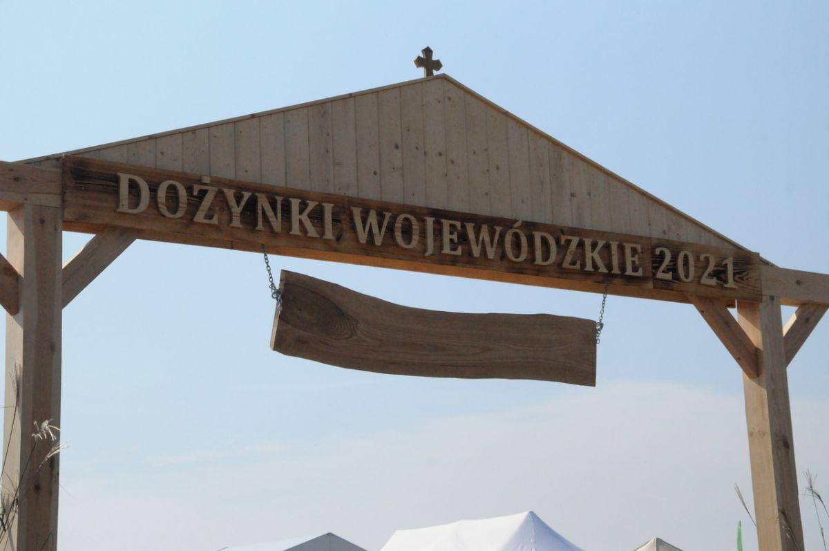 Powiat Zamojski na Dożynkach Wojewódzkich
