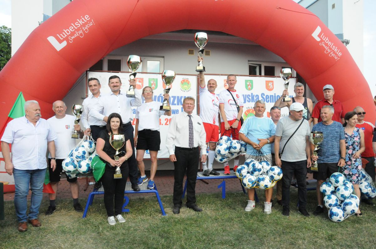 XXII Wojewódzkie Igrzyska Rekreacyjno-Sportowe LZS