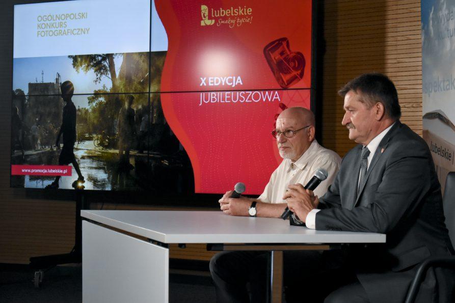 """X Ogólnopolski Konkurs Fotograficzny """"Lubelskie. Smakuj życie!"""""""