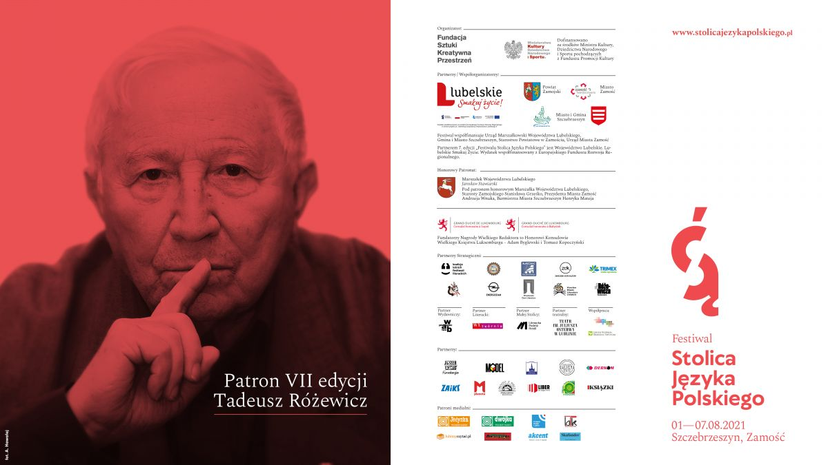 7. Edycji Festiwalu Stolica Języka Polskiego
